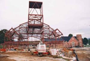 New Sanctuary Construction at Fletcher First Baptist Church