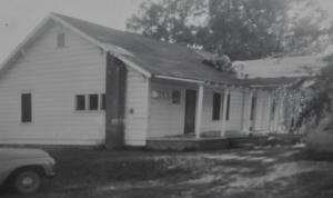 Fletcher First Baptist Church After Parsonage Remodel