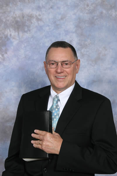Senior Pastor Roy Waldroup, Fletcher First Baptist Church, NC