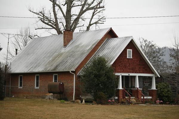 Old Salem Baptist Church 1897